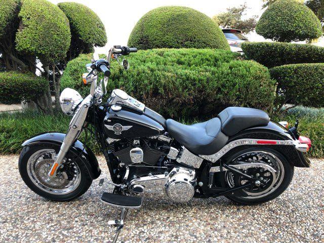 2016 Harley-Davidson FLSTF Fat Boy in McKinney, TX 75070