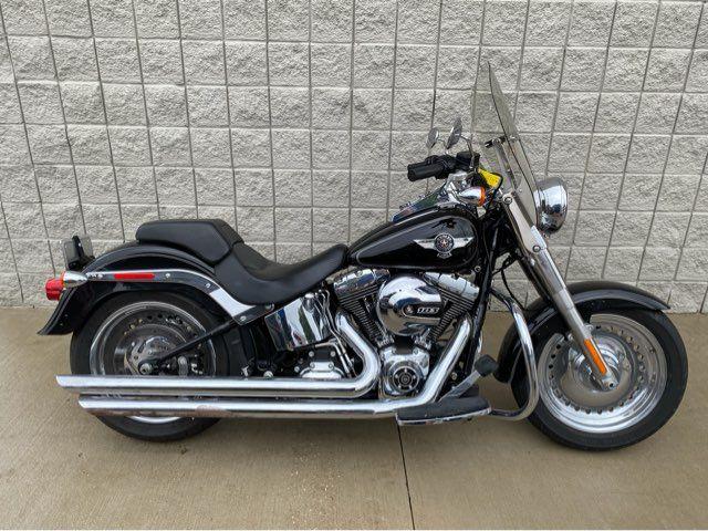 2016 Harley-Davidson FLSTF Fat in McKinney, TX 75070
