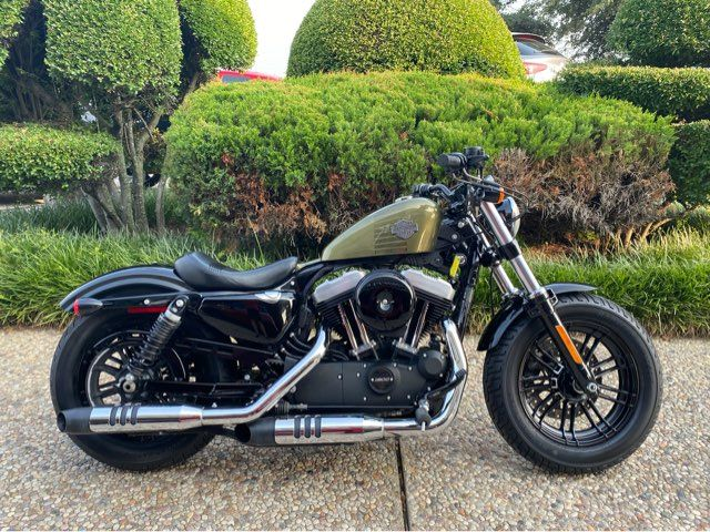 2016 Harley-Davidson Forty-Eight XL1200X