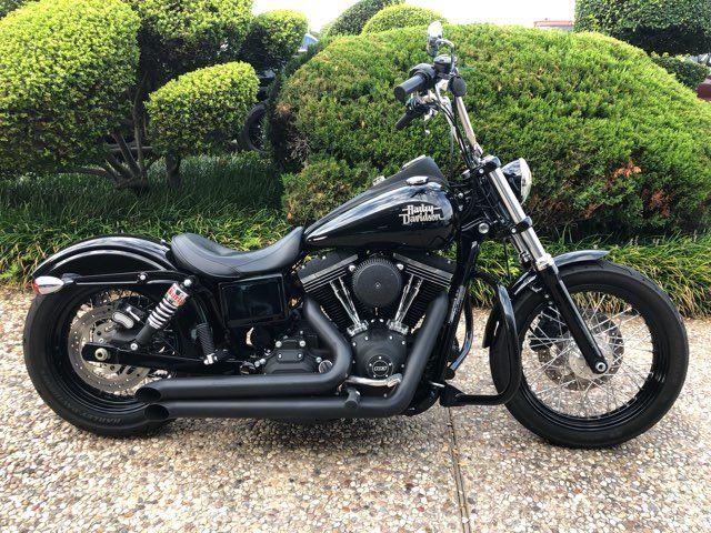 2016 Harley-Davidson FXDB Dyna Street Bob