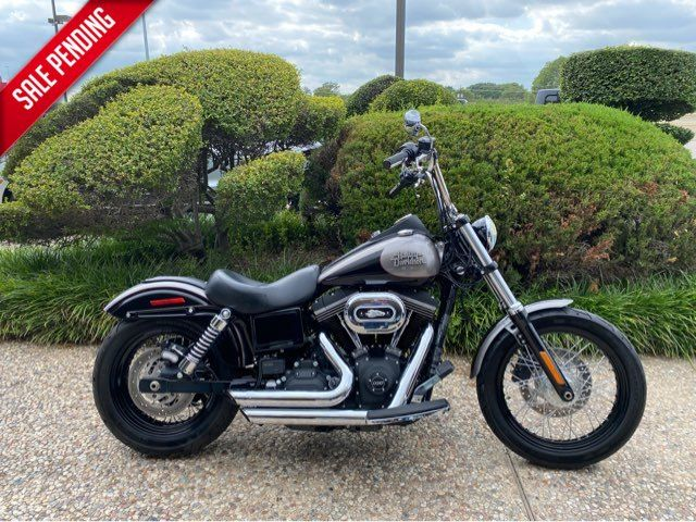 2016 Harley-Davidson FXDB Dyna Street in McKinney, TX 75070
