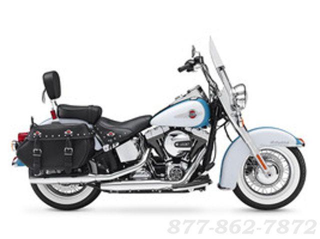 2016 Harley-Davidson HERITAGE SOFTAIL CLASSIC FLSTC HERITAGE CLASSIC Chicago, Illinois 0