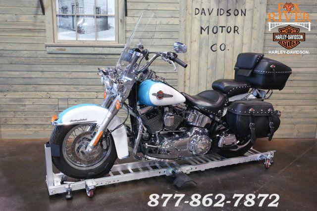2016 Harley-Davidson HERITAGE SOFTAIL CLASSIC FLSTC HERITAGE CLASSIC Chicago, Illinois 3