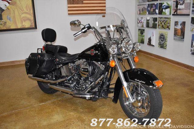 2016 Harley-Davidson HERITAGE SOFTAIL CLASSIC FLSTC HERITAGE CLASSIC