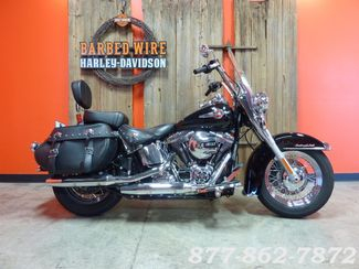 2016 Harley-Davidson HERITAGE SOFTAIL CLASSIC FLSTC HERITAGE SOFTAIL in Chicago Illinois, 60555