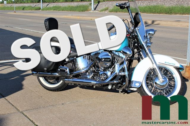 2016 Harley-Davidson Heritage Softail Classic FLSTC 103 | Granite City, Illinois | MasterCars Company Inc. in Granite City Illinois