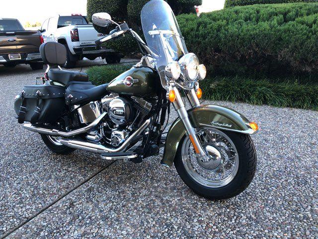 2016 Harley-Davidson Heritage Softail Classic   McKinney TX