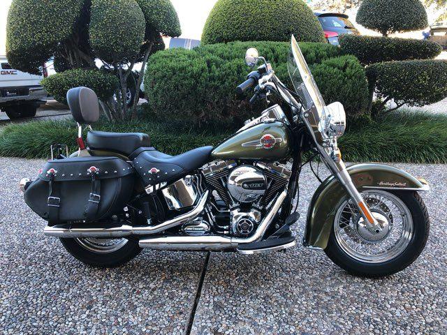 2016 Harley-Davidson Heritage Softail Classic