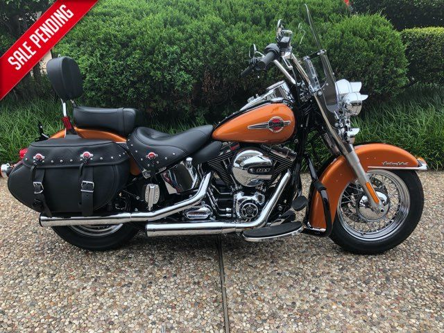 2016 Harley-Davidson Heritage Softail Classic Heritage Softail