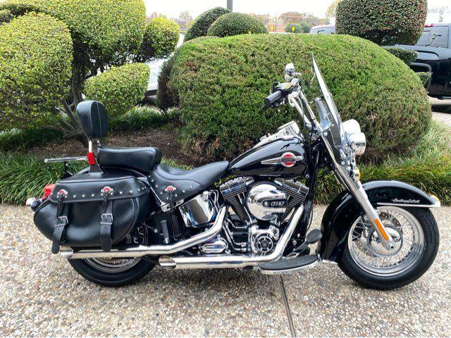 2016 Harley-Davidson Softail Heritage