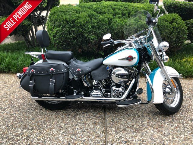 2016 Harley-Davidson Heritage Softail Classic *** ONLY 555 MILES ****