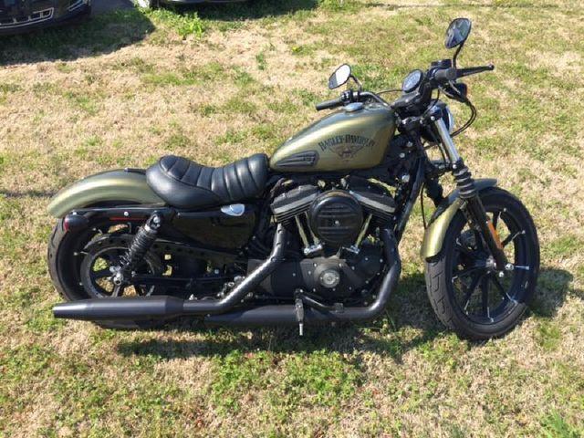 2016 Harley-Davidson IRON883