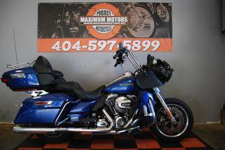 2016 Harley-Davidson Road Glide Ultra FLTRU Jackson, Georgia