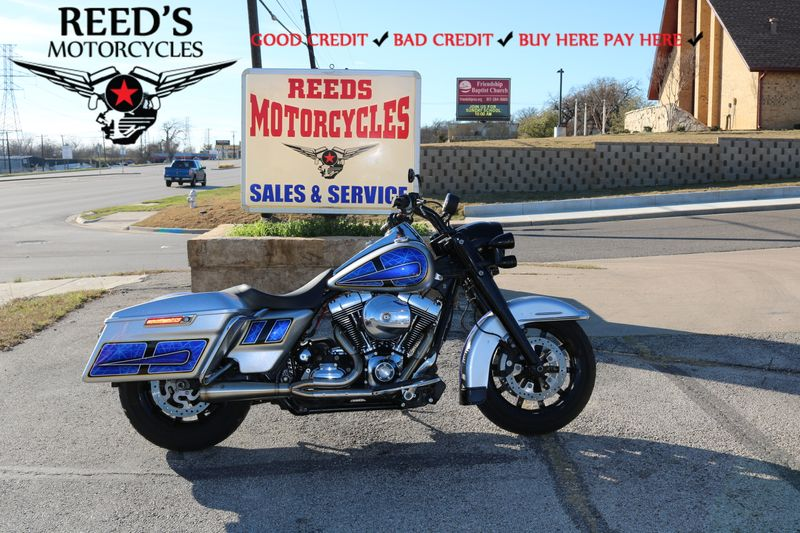2016 Harley Davidson Road King FLHP Police   Hurst, Texas   Reed's Motorcycles in Hurst Texas