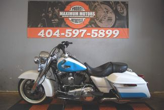 2016 Harley-Davidson Road King FLHR Jackson, Georgia 10