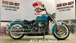 2016 Harley-Davidson SOFTAIL DELUXE FLSTN DELUXE FLSTN in Chicago, Illinois 60555