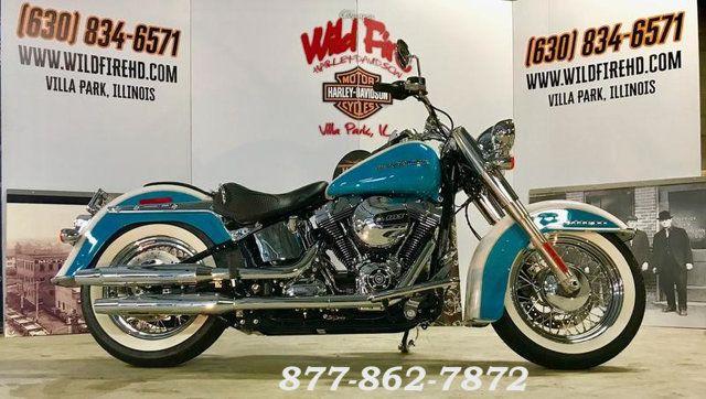 2016 Harley-Davidson SOFTAIL DELUXE FLSTN DELUXE FLSTN