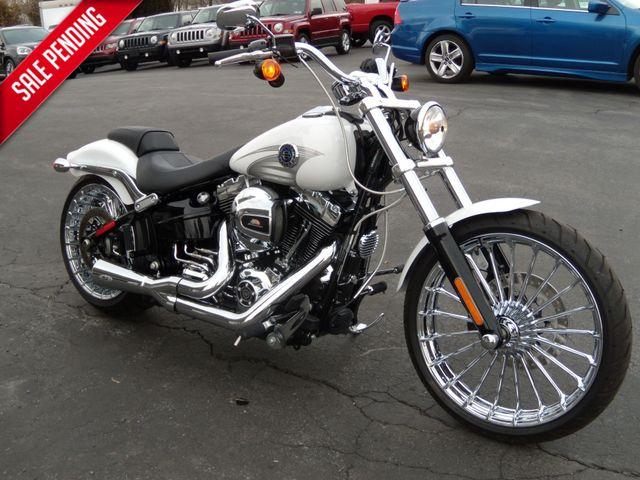2016 Harley-Davidson Softail® Breakout® in Ephrata, PA 17522