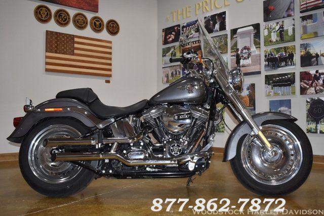 2016 Harley-Davidson SOFTAIL FAT BOY FLSTF FAT BOY FLSTF