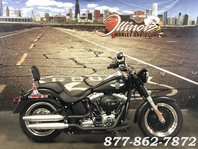 2016 Harley-Davidson SOFTAIL FAT BOY LO FLSTFB FAT BOY LO FLSTFB in Chicago, Illinois 60555