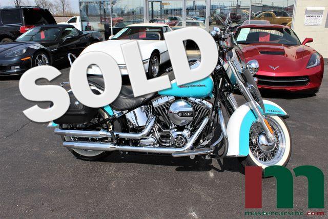 2016 Harley-Davidson Softail® Deluxe   Granite City, Illinois   MasterCars Company Inc. in Granite City Illinois