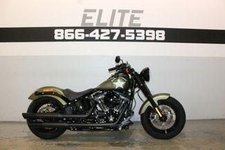 2016 Harley Davidson Softail Slim S in Boynton Beach, FL 33426
