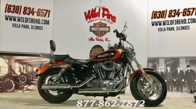 2016 Harley-Davidson SPORTSTER 1200 CUSTOM XL1200C 1200 CUSTOM XL1200C