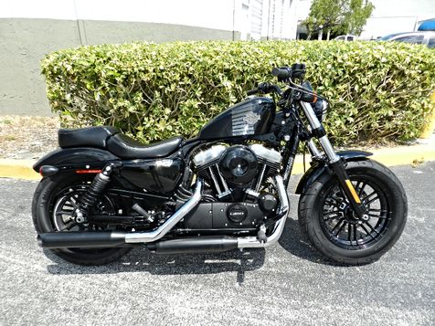 2016 Harley-Davidson Sportster Forty-Eight 48 XL1200X Like New! Only 688 Miles! in Hollywood, Florida