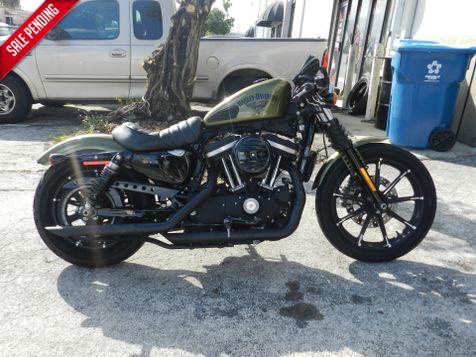 2016 Harley-Davidson Sportster Iron 883 in Hollywood, Florida