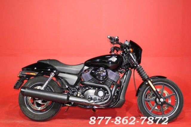 2016 Harley-Davidson STREET 750 XG750 STREET 750 XG750
