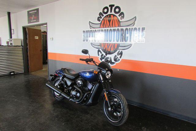 2016 Harley-Davidson Street® 750 Arlington, Texas 2