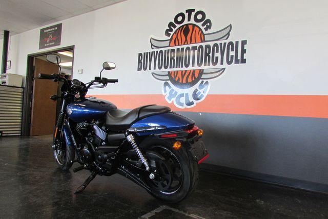 2016 Harley-Davidson Street® 750 Arlington, Texas 25