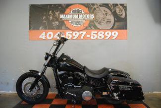 2016 Harley-Davidson Street Bob FDXB103 Jackson, Georgia 10