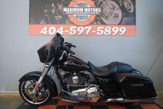 2016 Harley-Davidson Street Glide Base Jackson, Georgia 12
