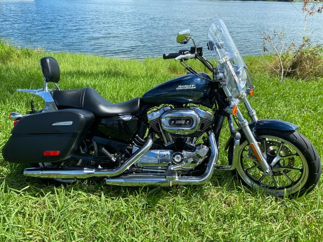 2016 Harley-Davidson SuperLow 1200T XL1200T in Dania Beach , Florida 33004
