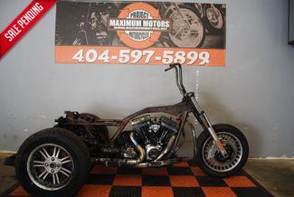 2016 Harley-Davidson Tri Glide Ultra FLHTCUTG Jackson, Georgia