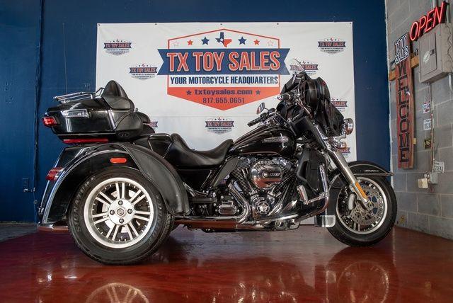2016 Harley-Davidson Trike Tri Glide Ultra