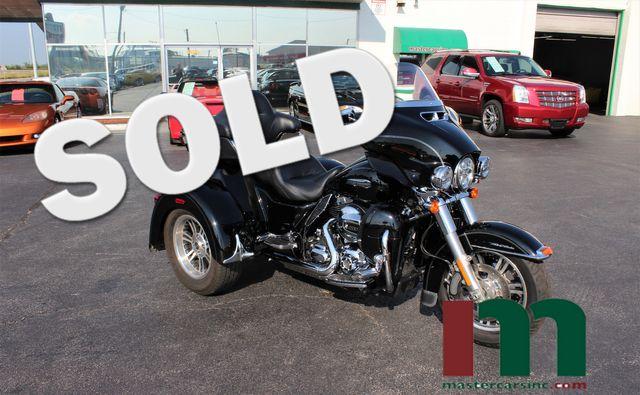2016 Harley-Davidson Trike Tri Glide® Ultra   Granite City, Illinois   MasterCars Company Inc. in Granite City Illinois