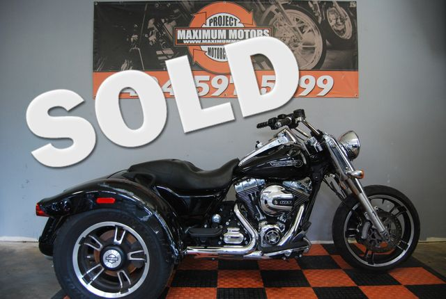 2016 Harley-Davidson Trike Freewheeler™ Jackson, Georgia