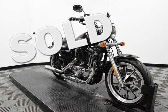 2016 Harley-Davidson XL1200T - Sportster 1200 SuperLow in Carrollton, TX 75006