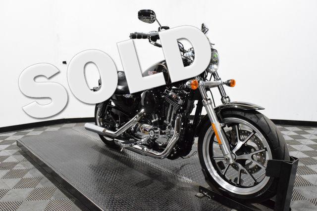 2016 Harley-Davidson XL1200T - Sportster 1200 SuperLow