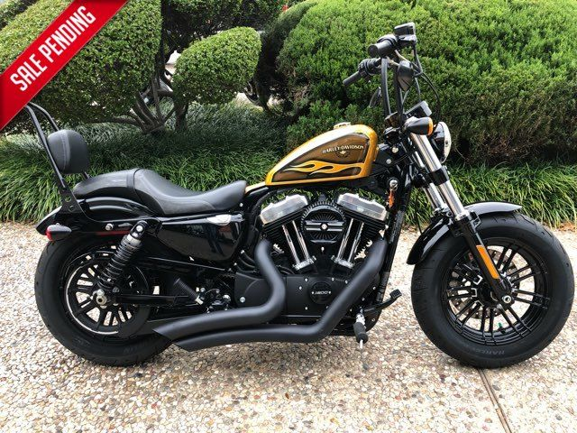 2016 Harley-Davidson XL1200X Forty-Eight *** ONLY 582 MILES ***