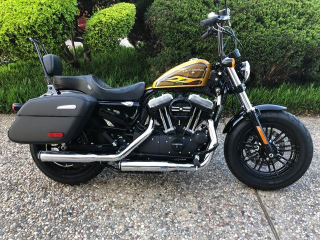 2016 Harley-Davidson XL1200X Forty-Eight
