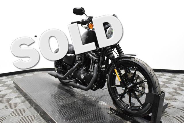 2016 Harley-Davidson XL883N - Sportster 883 Iron