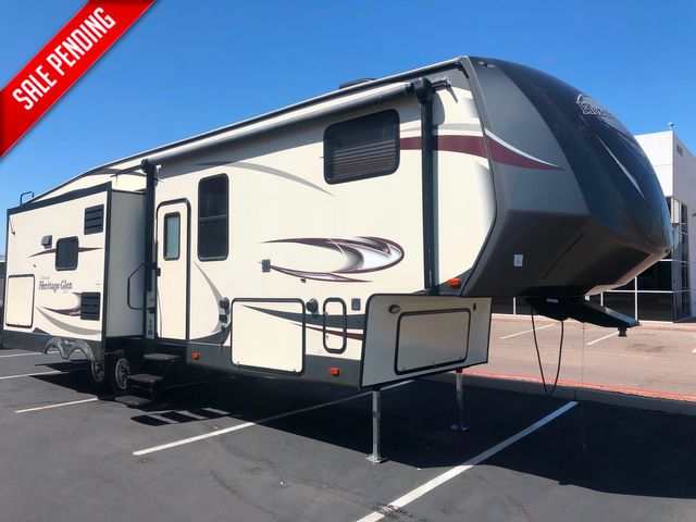 2016 Heritage Glen 276RLIS   in Surprise-Mesa-Phoenix AZ