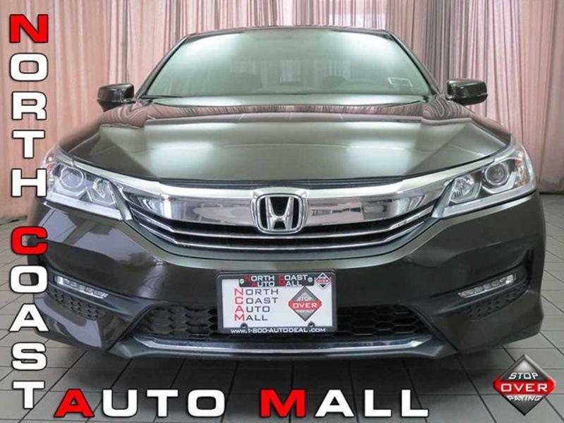 2016 Honda Accord Ex City Oh North Coast Auto Mall Of Akron