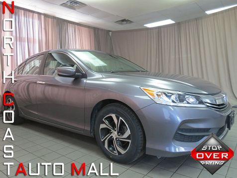 2016 Honda Accord LX in Akron, OH
