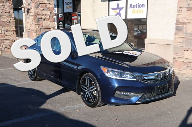 2016 Honda Accord Sport | Bountiful, UT | Antion Auto in Bountiful UT