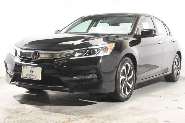 2016 Honda Accord EX
