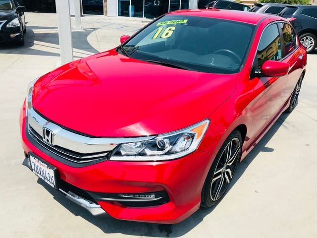 2016 Honda Accord Sport in Calexico CA, 92231